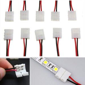 2 Pin Led Connectors Ebay
