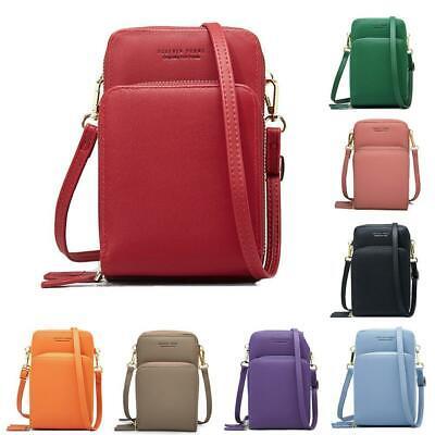 2019 Fashion Multi-Pocket Crossbody Phone Bag