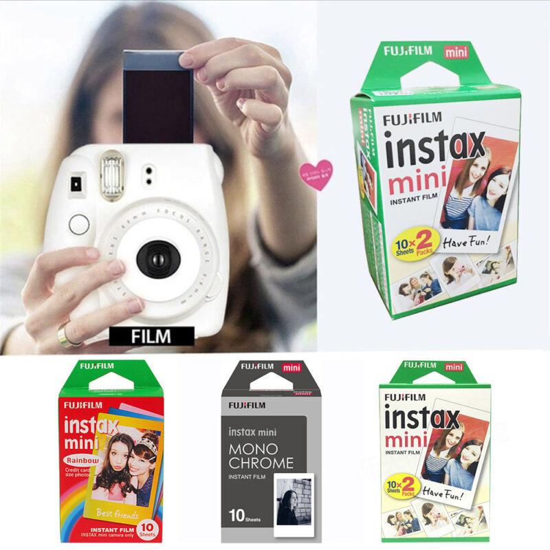 10 Sheet Fujifilm Instax Mini Film Fuji instant photos 7s 8 90 25 50 SP-1 Camera