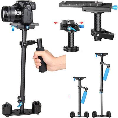 YELANGU S60T Carbon Fiber Handheld Steady Stabilizer 360° For DSLR Canon Camera