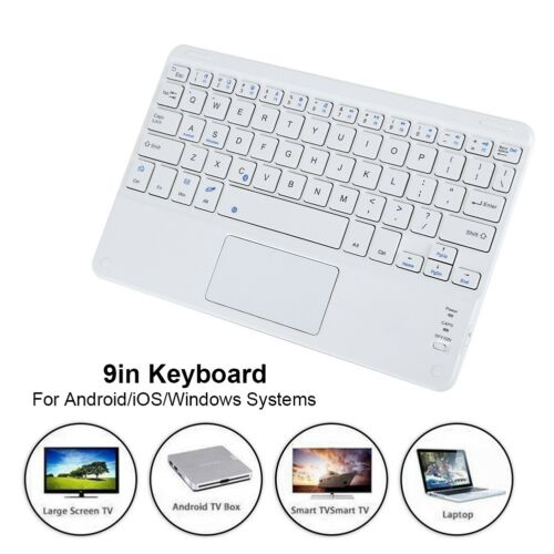 Mini Wireless Bluetooth 3.0 Keyboard With Mouse Touchpad for
