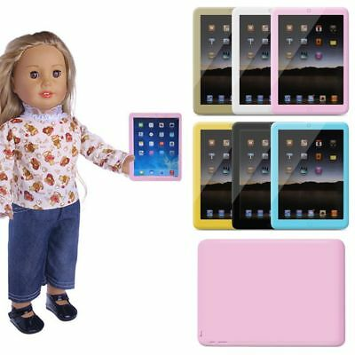 """Fits 18"""" American Girl Our Generation My Life Doll Accessories Toy iPad Tablete"""
