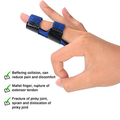 Adjustable Pain Relief Trigger Finger Fixing Splint Straightener Brace Corrector Health & Beauty
