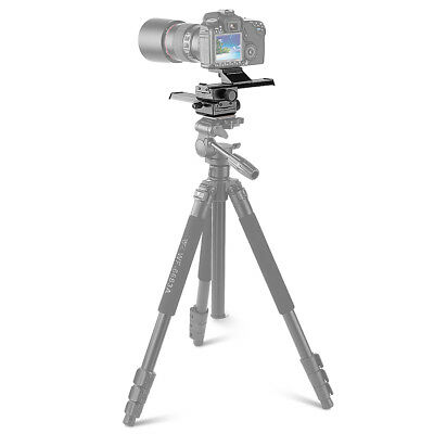 Neewer 4 Way Macro Focusing Rail Slider Close-up Shooting Guider for SLR DSLR