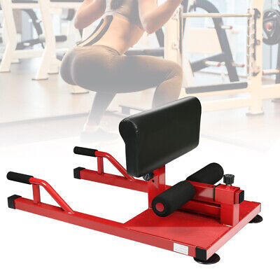 3-in-1 Multifunctional Squat Machine Deep Sissy Squat Home G