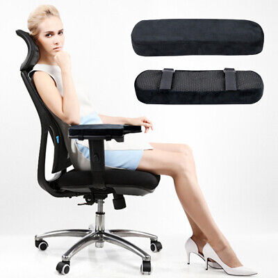 1pc Foam Office Chair Arm Rest Pad Elbow Pillow Pressure Relief Cushion New