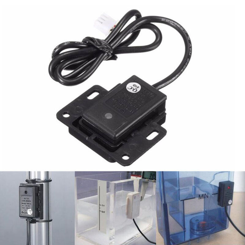 Non-contact Tank Water Level Sensor Switch Container Liquid Height Detector Tren