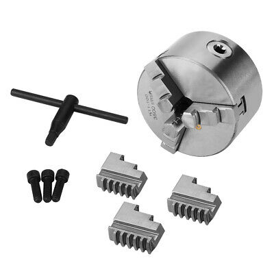 3-jaw Self-centering Metal Lathe Chuckextra Jaws Turning Machine Accessories