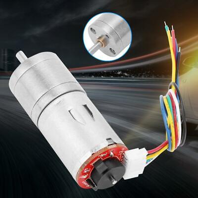 Dc6v 10-1000rpm Encoder Gear Motor Speed Reduction Motor For Robot Rc Car Engine