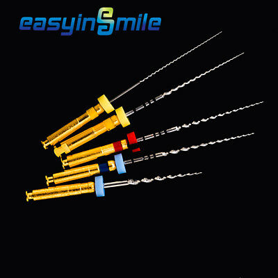 1 Easyinsmile Endo Rotary Engine File Never Break Niti Files 31mm For Motor Use
