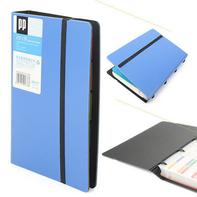 180 Cards Business Name Id Credit Card Holder Book Case Keeper Organizer