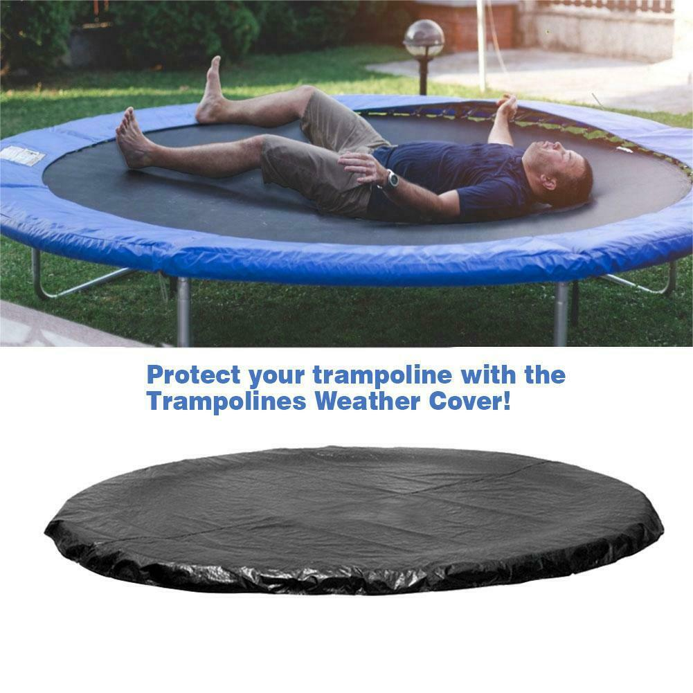 14 Ft Kids Trampoline Jumping Mat And Spring Cover Padding I