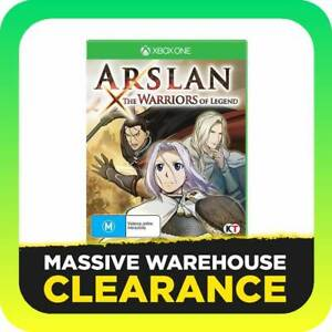 Arslan The Warriors of Legend (XB1, XBO, Xbox One) Tullamarine Hume Area Preview