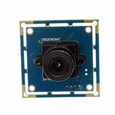 VGA OV7725 Color USB Camera Module Support IR Cut YUY/MJPEG with 3.6MM Lens New