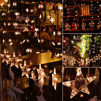 Outdoor Indoor String Lights Decorative Fairy LED Light with 60 LEDs Waterproof
