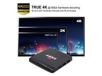Android TV BOX Android 7.1 latest 2018 model