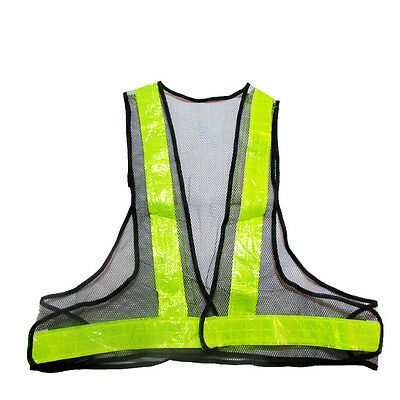 Safety Reflective Vest Reflective Warning Clothing Construction Traffic