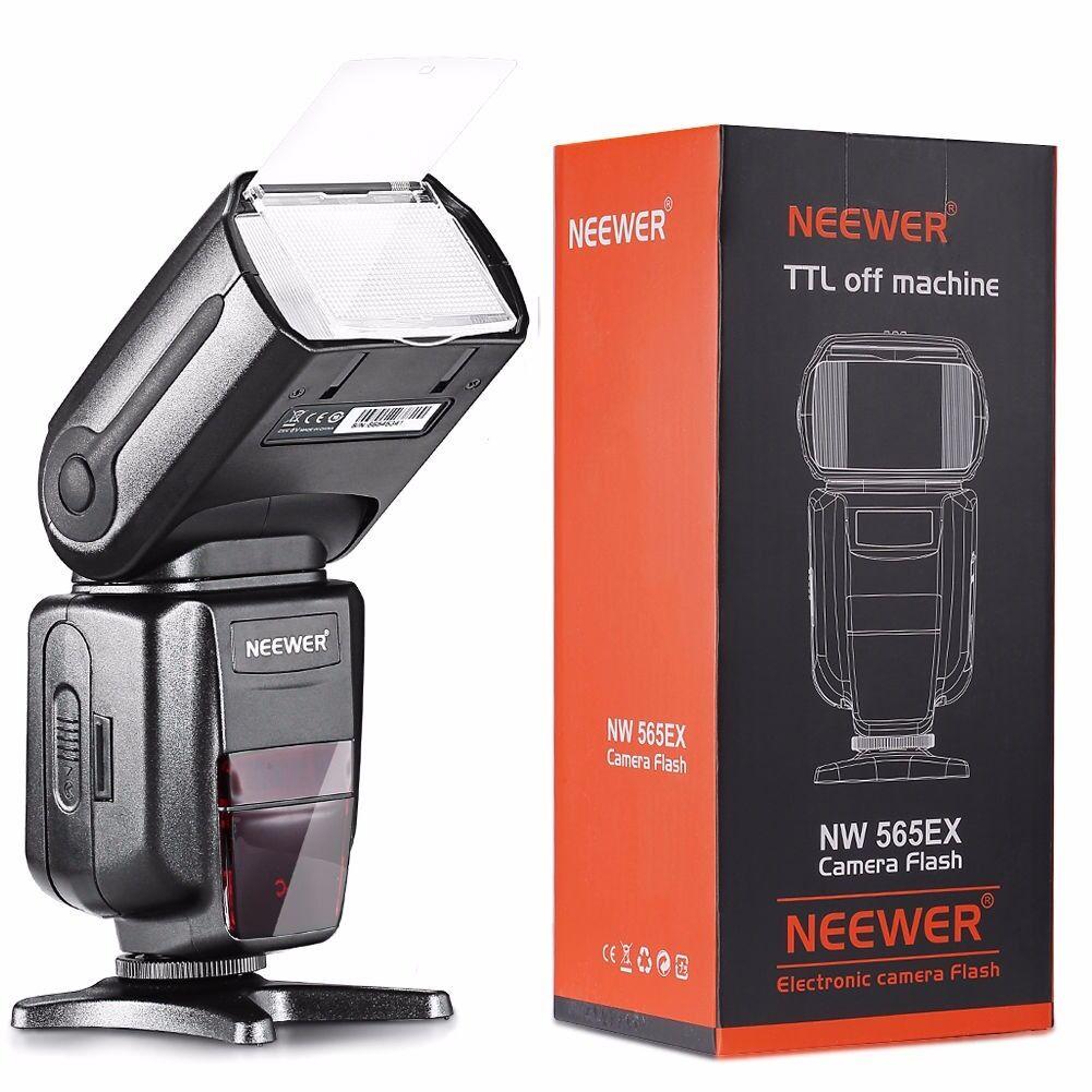 Brand New Neewer TTL Electronic Camera Flash Model NoNW 565