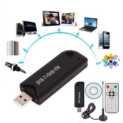 DVB-T-DAB-FM RTL2832U & R820T Tuner Mini-USB-RTL-SDR & ADS-B-Empfänger-Stick HS