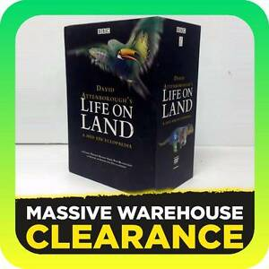 Life On Land: A DVD Encyclopaedia 15-DVD Documentary Region 4 Tullamarine Hume Area Preview