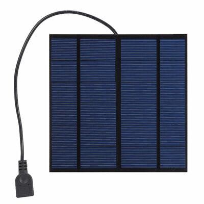 6/9/12V 3W Monocrystalline Silicon High Efficiency Solar Power Cell Panel Well Alternative Energy Supplies