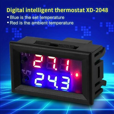 Digital Display Microcomputer Thermostat Temperature Controllerswitch Wsensor