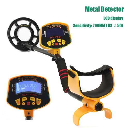 как выглядит Metal Detector Gold Digger Finder Deep Sensitive Light Hunter w/ LCD Display фото