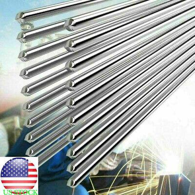 20pcs Low Temperature Aluminum Welding Solder Wire Brazing Repair Rods 1.62mm
