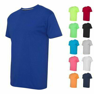 Hanes Mens X-TEMP VAPOR CONTROL T-Shirts, NEW S-3XL Tagless Wicking Tees 4200