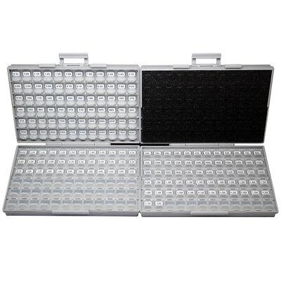 Smd 0805 5 Resistor Kit 2 Enclosures 170vx10017000pcs