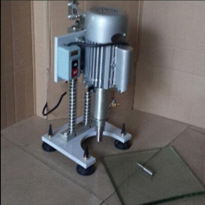110v Small Hand Glass Drilling Machine Mini Glass Punching Reamer Machine