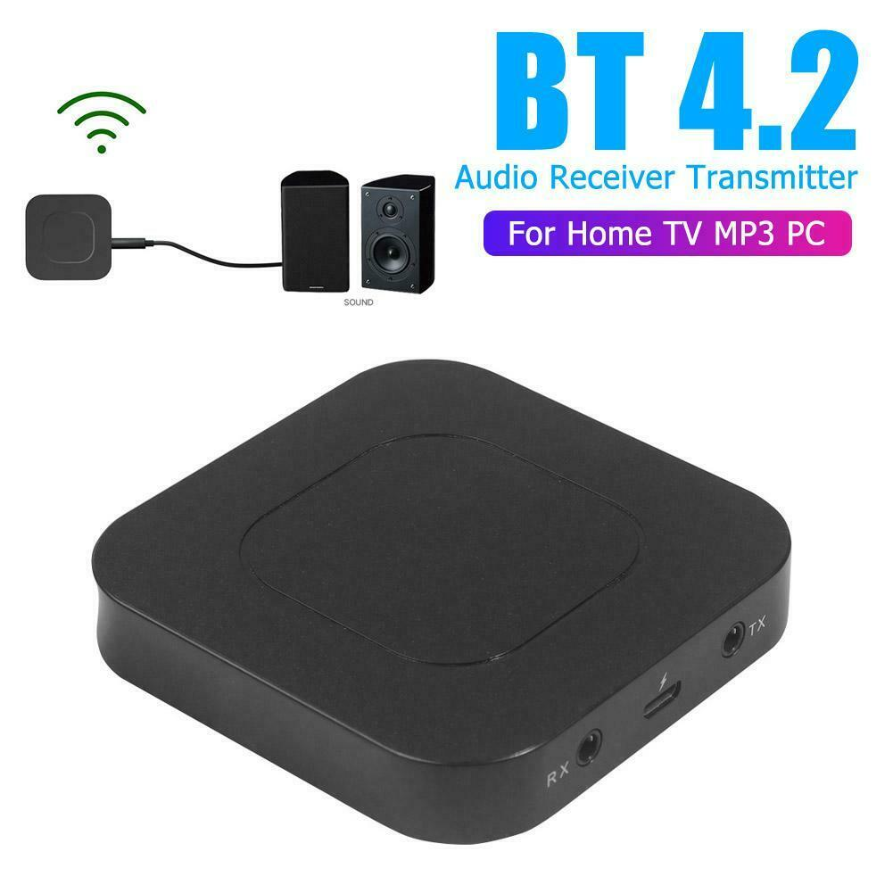 2 in 1 Stereo Bluetooth 4.2 Audio Receiver Transmitter for H