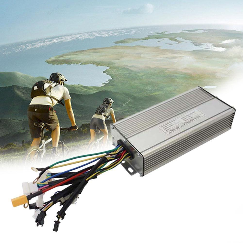 36//48V 750//1000W 12 Tube Controller Sine Wave 26A Ebike Electric Bicycle Reverse