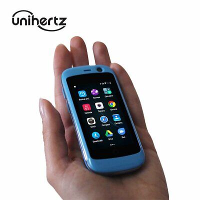 Unihertz Jelly Pro, Smallest 4G Smartphone Mini Tiny Unlocked Cell Phone JPRO-02