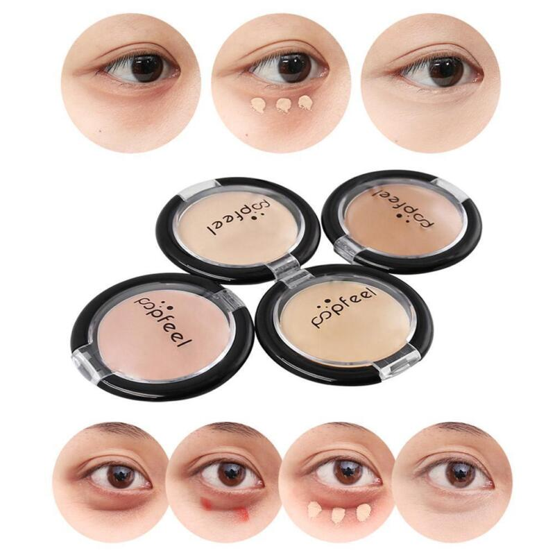 Invisible Full Concealer Cover Makeup Körpercreme Gesicht Grundierung_P0p