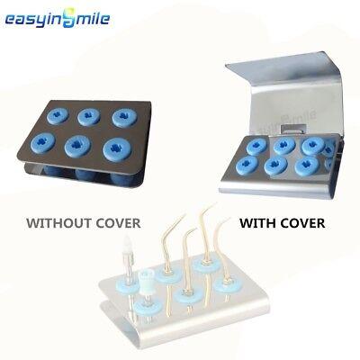 Easyinsmile 6 Hole Dental Scaler Tip Holder Fit Emssatelecdtewoodpecker Tips