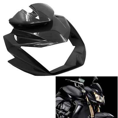 Injection Upper Front Head Fairing Cowl Nose For kawasaki Z750 Z-750 2007 - 2012 for sale  China