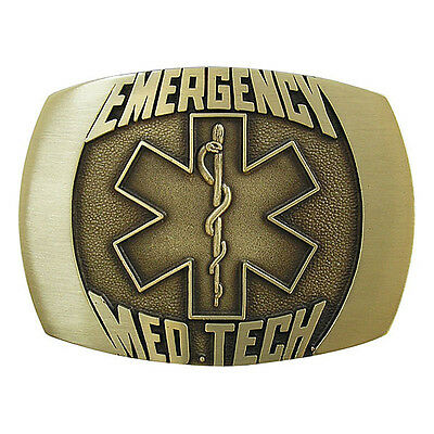 Emergency Medical Technician Belt Buckle OBM169 IMC-Retail