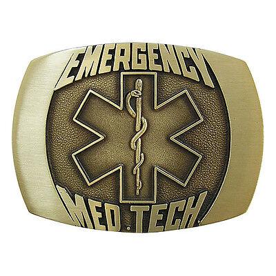 Emergency Medical Technician Belt Buckle OBM169 IMC-Retail