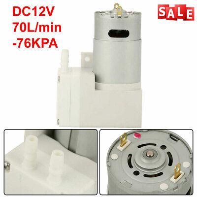 Dc12v Vacuum Pump Negative Pressure Suction Pumping Pump 7lmin -76kpa 50w Usa