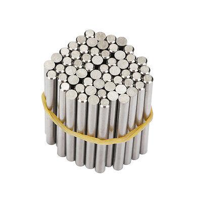 Yk20 Solid Tungsten Carbide Round Rod 4mm Diameter 50mm Longer 50 Pcspack