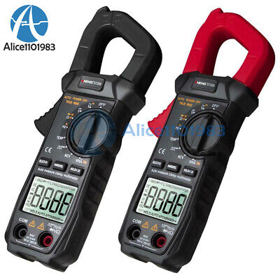 Aneng St209 Clamp Digital Tester Multimeter Acdc Voltage Lcd Current Meter