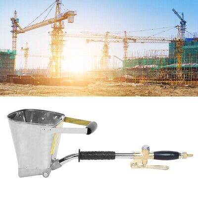 Efficient Mortar Cement Sprayer Spraying Machine Painting Tool For Home Decor