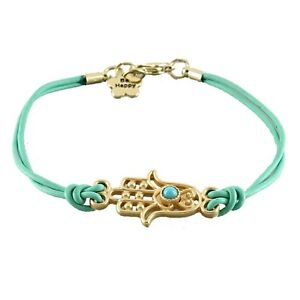 Hamsa Evil Eye Red String Good Luck Friendship Blessing Celebrity Style Bracelet