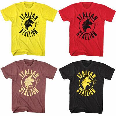 OFFICIAL Rocky Balboa Men's T Shirt Italian Stallion Sylvester Stallone