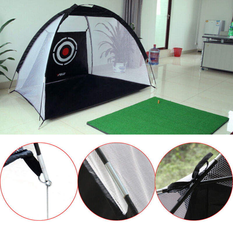 Golf Nets Golf Practice Net Hitting Netting for Backyard Portable Driving Range
