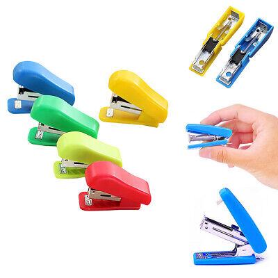 Portable School Office Stationery Durable Mini Stapler For No. Staples