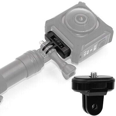 "Universal Camera 1/4 "" Screw Mount Tripod Selfie Stick Adapter for GoPro Camera"