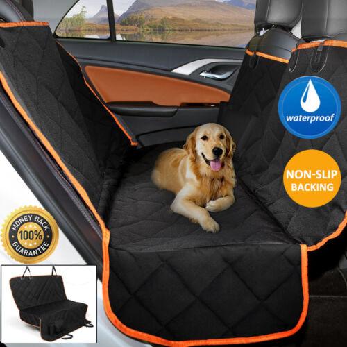 Auto Schondecke Hundedecke Schutzdecke Rücksitzdecke Wasserdicht Schwarz ZI DHL