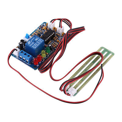 Liquid Water Level Controller Automatic Pumping Control Module Detection Sensor
